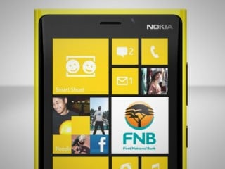 FNB looks to Windows Phone 8 for next app