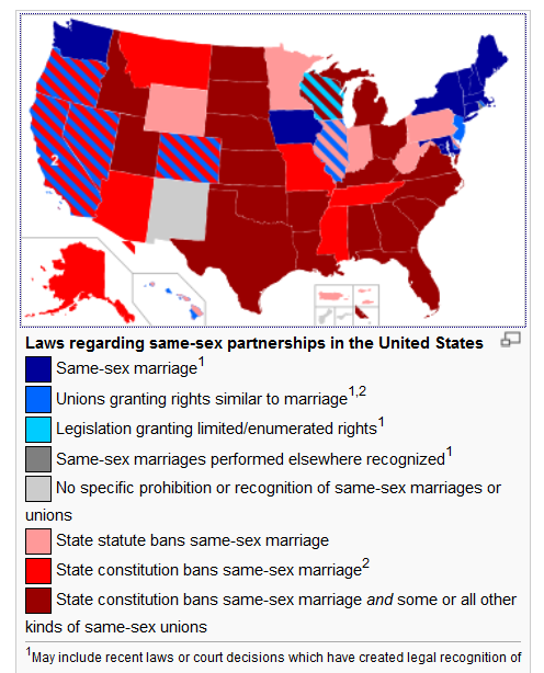 Same sex marriage amendment 2015