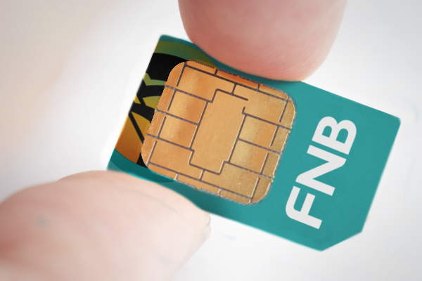 FNB today sells mobile telephone accessories