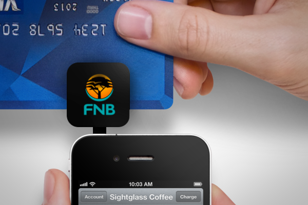 FNB mobile payment device a step closer