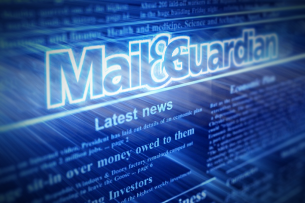 Mail and Guardian digital