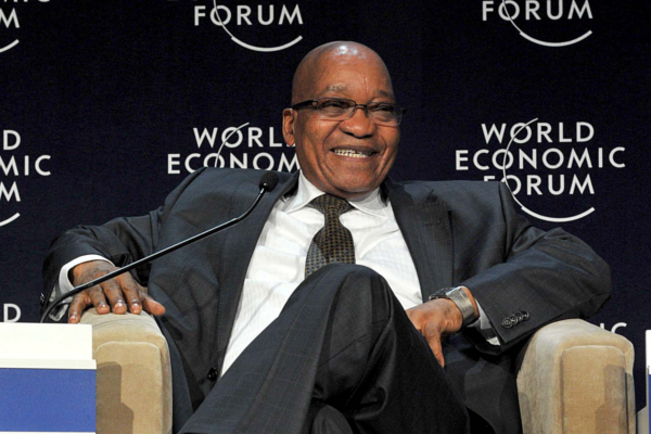 Here is a list of South Africans going to Davos in 2016