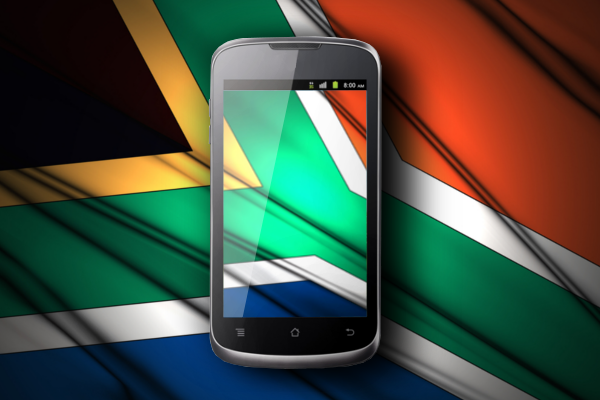 The number of smartphone users in SA