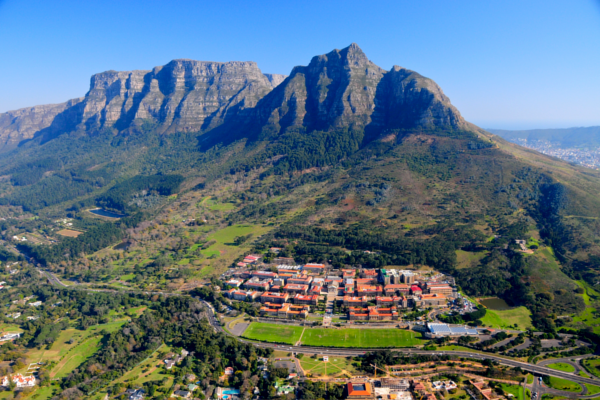 UCT still South Africa's top university – but there's a new number two
