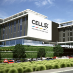 Cell C building fixed