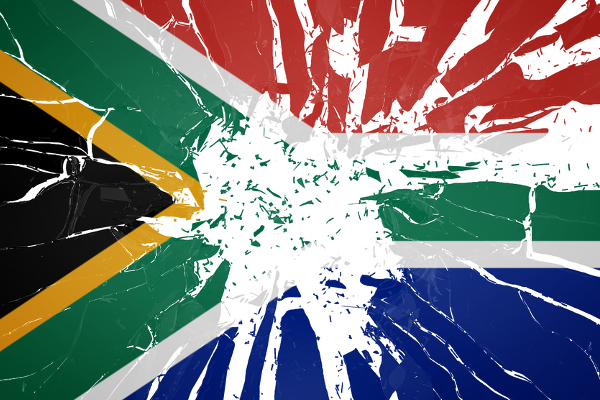south africa has fallen on tough economic times and it might get worse