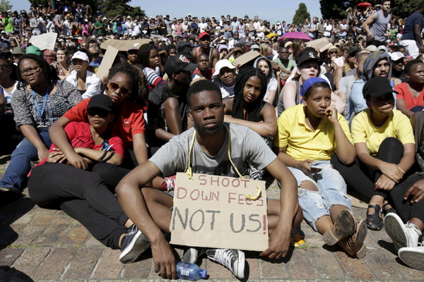 Government unveils its higher education financial plan to end student protests