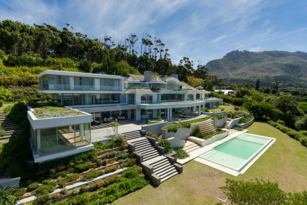 Inside Luxury Homes inside a r115 million luxury home in constantia