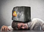 Etoll e-toll Sanral logo crushing