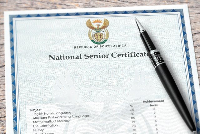 National Higher Certificate Matric