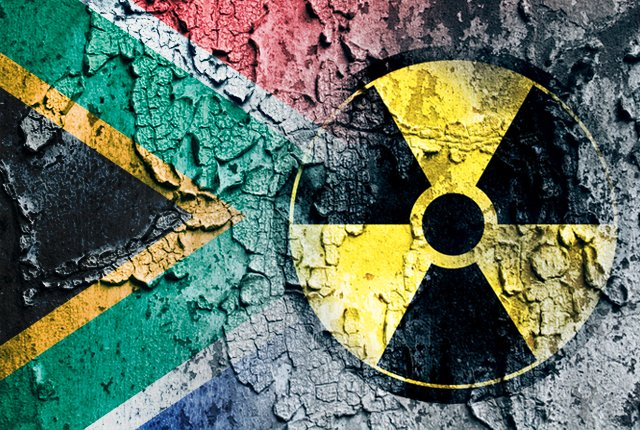 South Africa Nuclear Energy Power