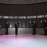 Huawei Connected City Lighting Solution launch ceremony at CeBIT 2016
