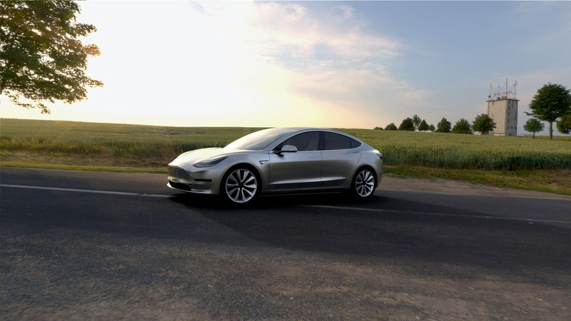 tesla model 3 will launch in south africa