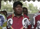Julius Malema is enamoured with Robert Mugabe. Reuters/Philimon Bulawayo