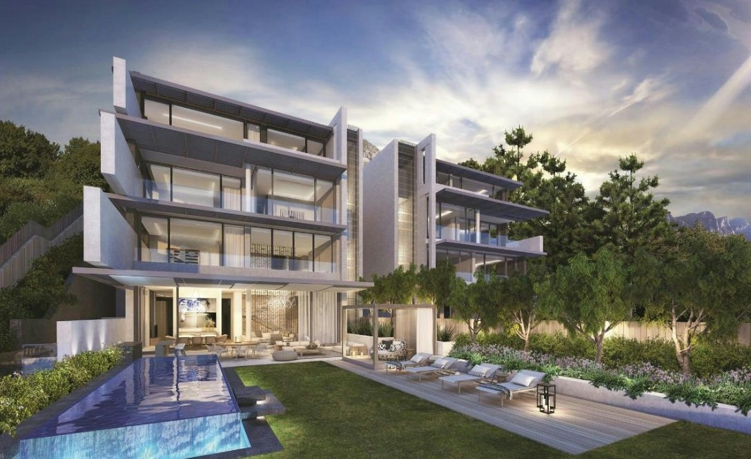 a look inside the r100 million luxury apartments for sale in cape town. Black Bedroom Furniture Sets. Home Design Ideas