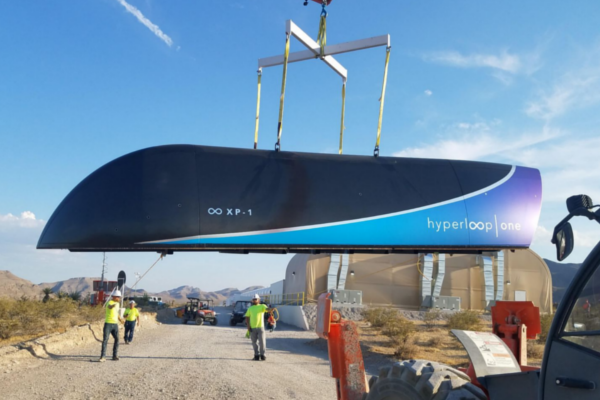 Hyperloop One shows first 'Full Systems Test', unveils first 'pod'