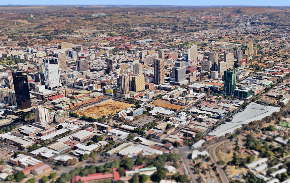 These Images Show How Pretoria Has Changed Over The Last