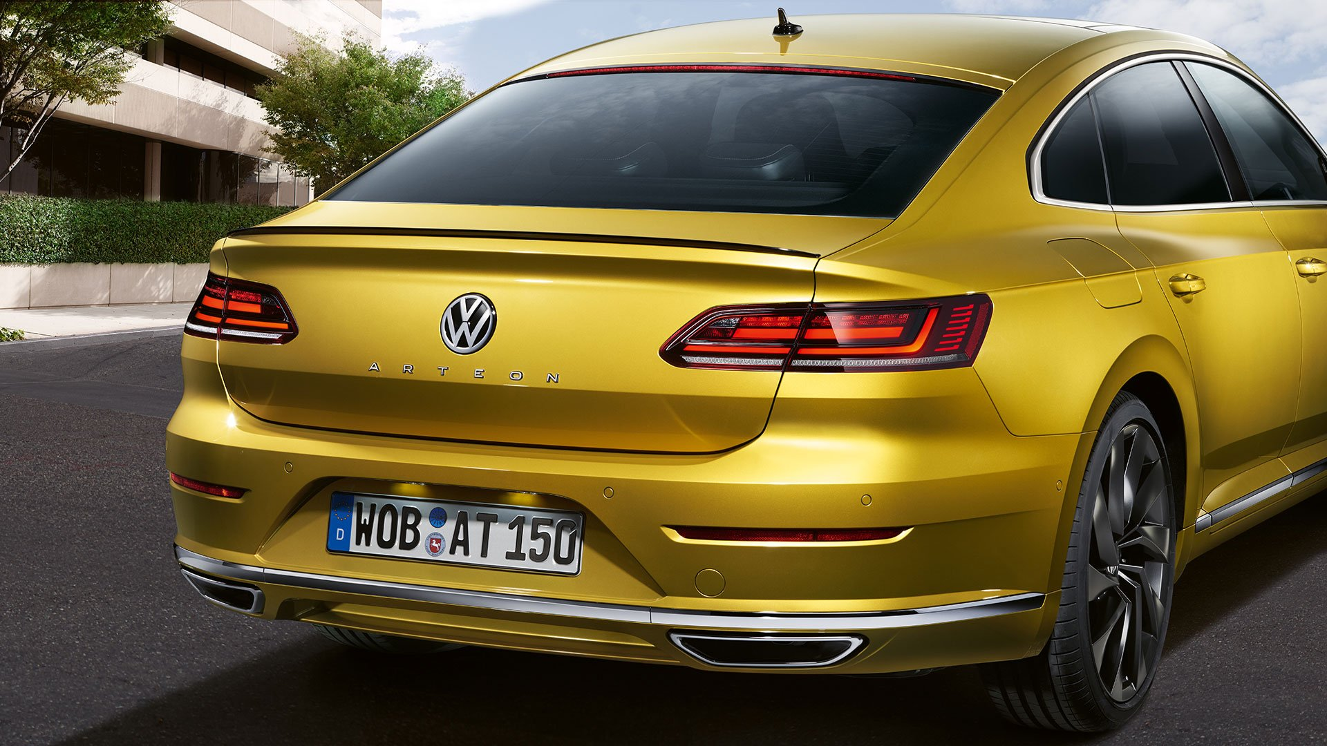 Volkswagen Arteon Arrives In South Africa Official Pricing