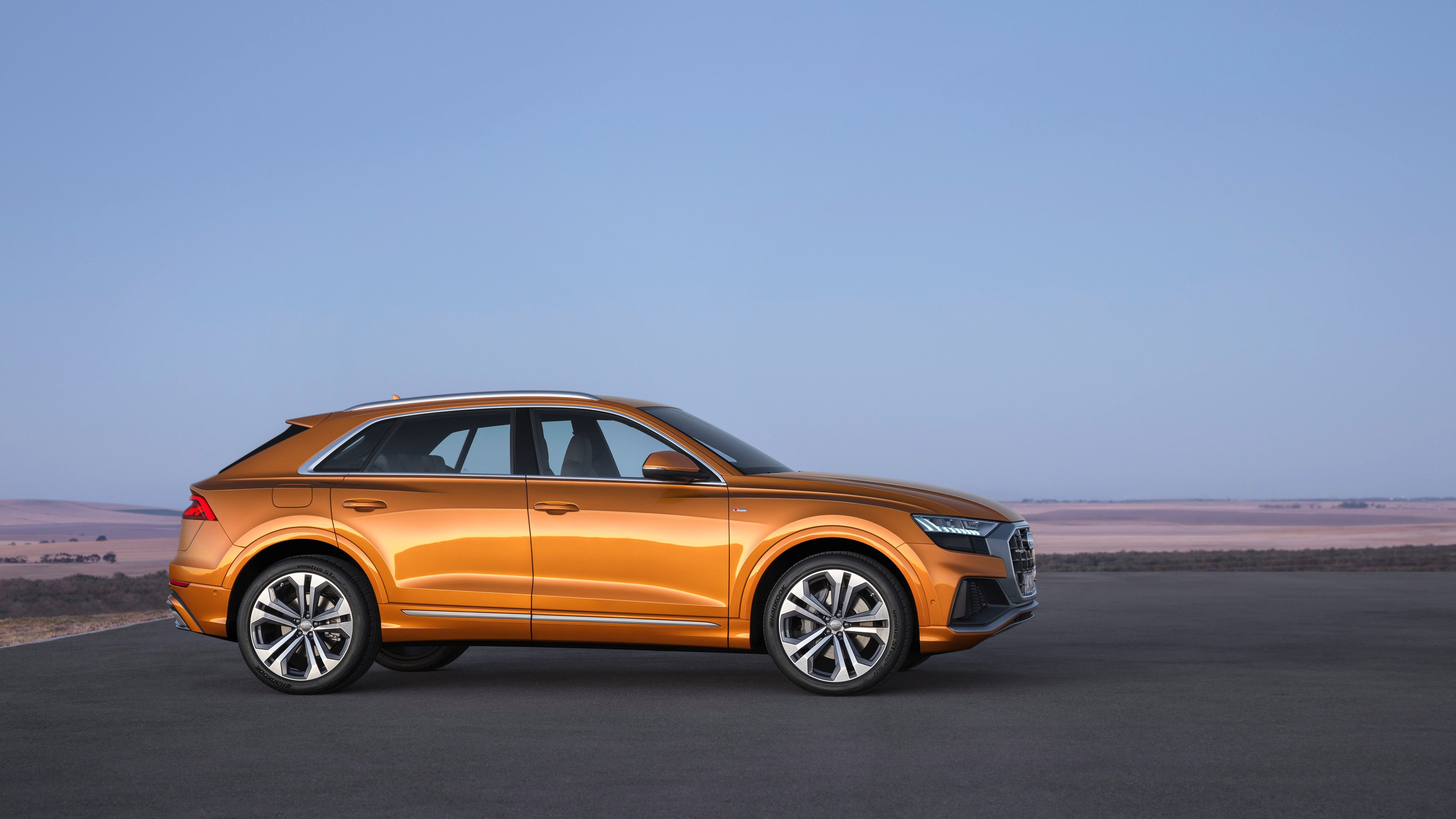 Audi Announces New Q8 Suv With Pictures