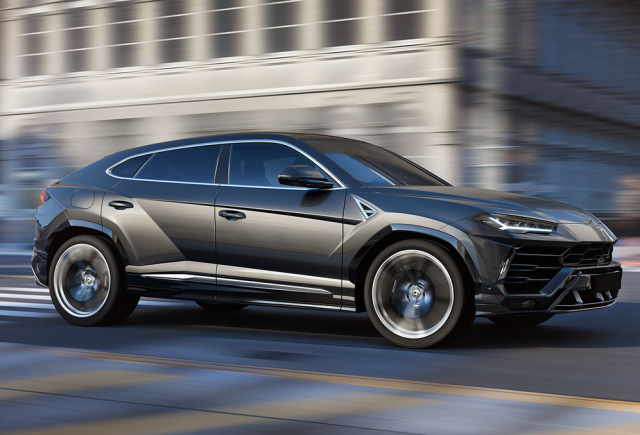This Lamborghini Suv Will Cost You R3 5 Million In South Africa