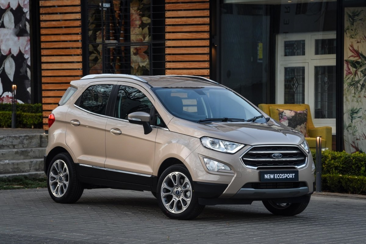 Ford reveals more affordable EcoSport