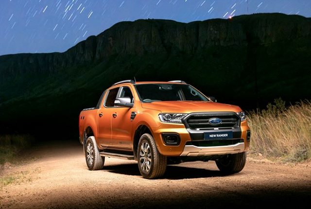 New Ford Ranger launched in South Africa: here's what's changed and how much it costs