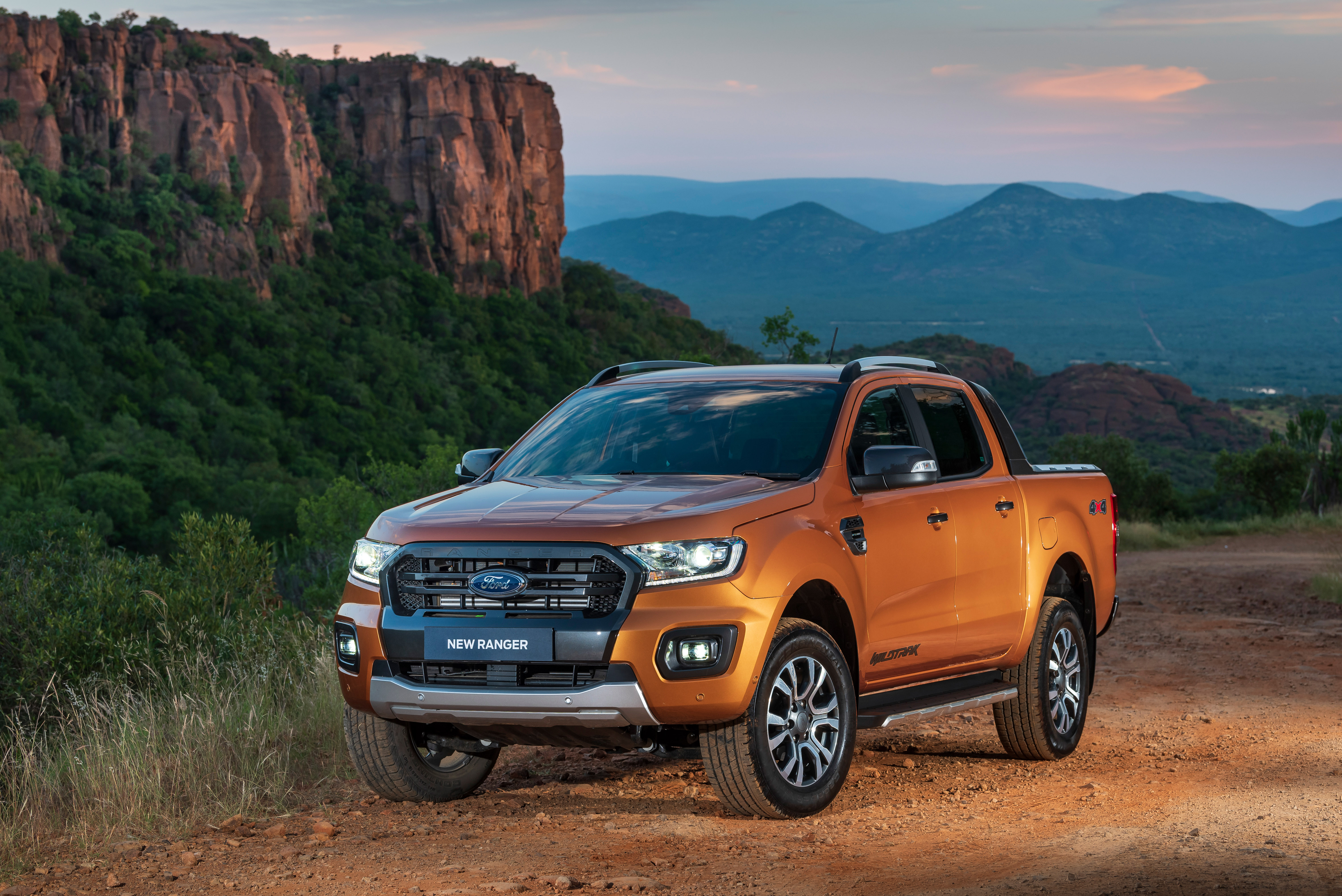 New Ford Ranger launched in South Africa: here's what's