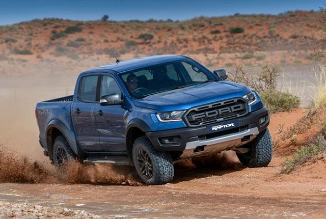 Ford to add 1,200 jobs in South Africa from August