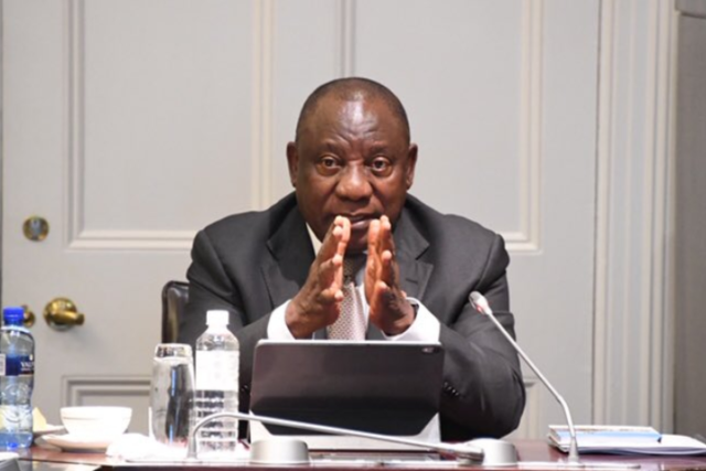 Ramaphosa on minister salaries, Joburg land reform, and government's controversial new 'district model' - BusinessTech