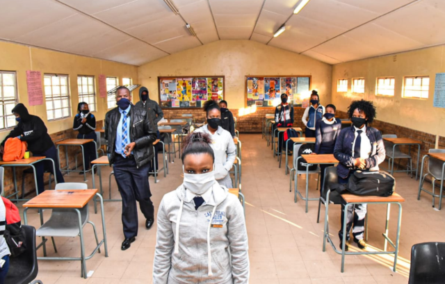 Government scraps final exams for Grade 10 and 11 students in South Africa - BusinessTech