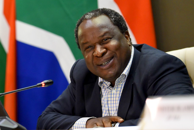Mboweni: Biggest Task Is To Stabilize SA's Debt