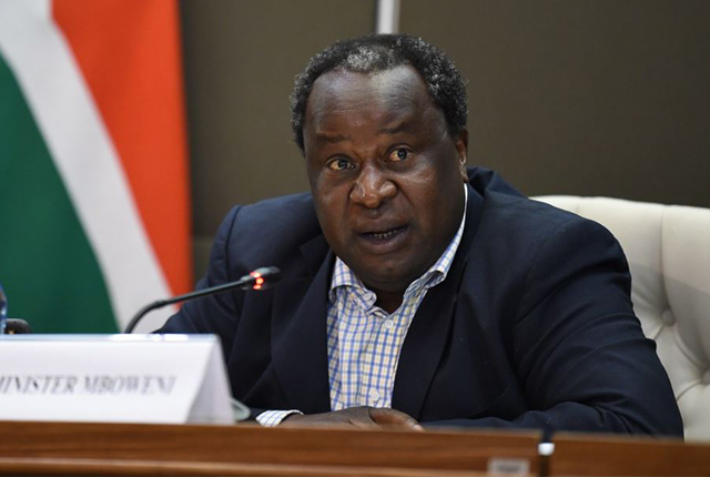 Mboweni and other finance ministers have written a letter calling for a global tax – here's what it says - BusinessTech