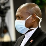 Zweli Mkhize South African Minister of Health