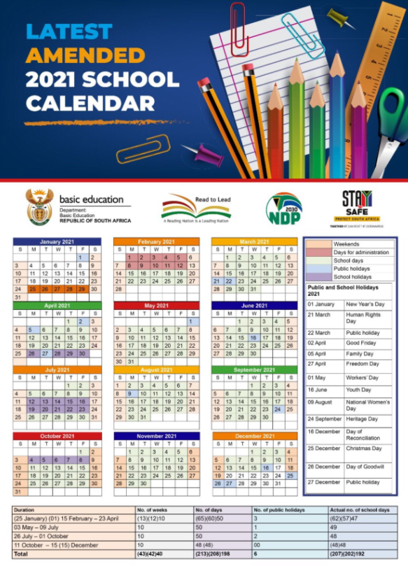 South Africa's new school calendar could face legal challenges due
