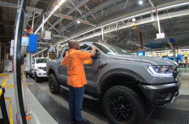 Detail-oriented employee at Ford Motor Company South Africa.